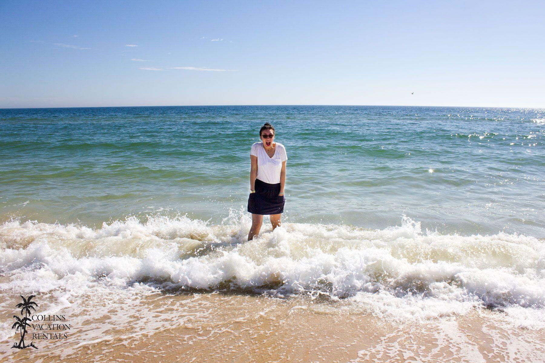 St. George Island--surprisingly refreshing!  #beach #florida #ocean