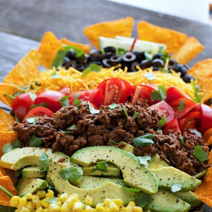 Taco Cobb Salad