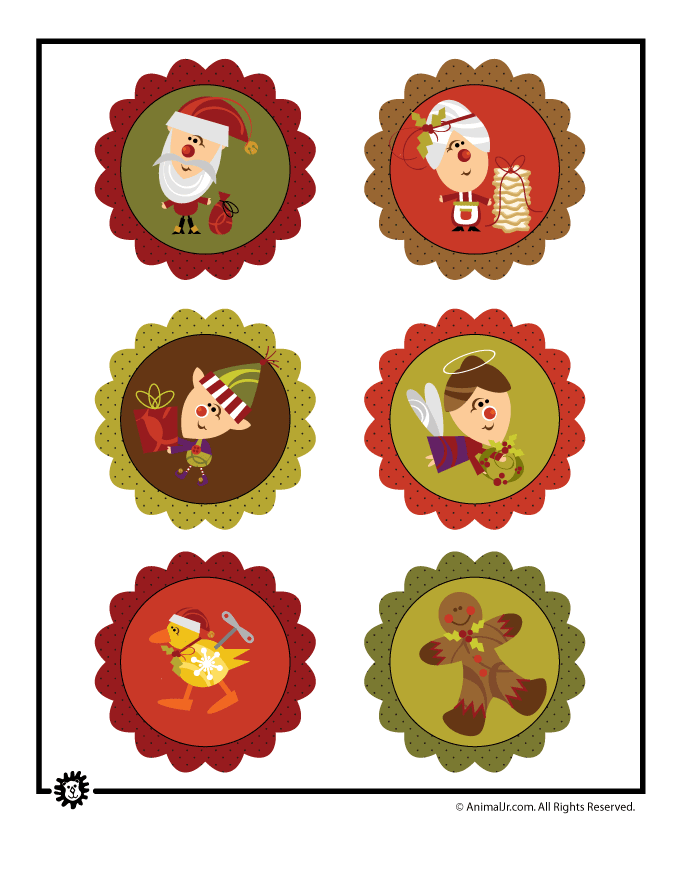 Printable Christmas Decorations Woo Jr Kids Activities Printable Christmas Decorations Christmas Crafts Decorations Christmas Prints