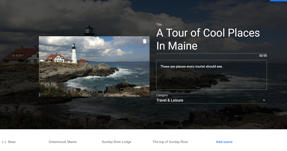 How to Use Google's New VR Tour Creator   Technology