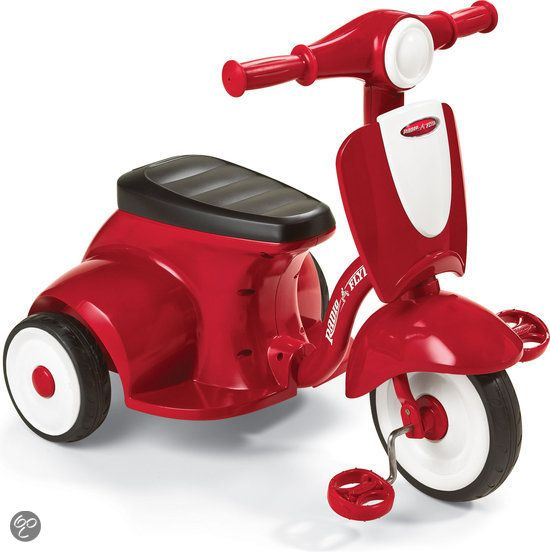 Radio Flyer Classic lights & sound Scooter