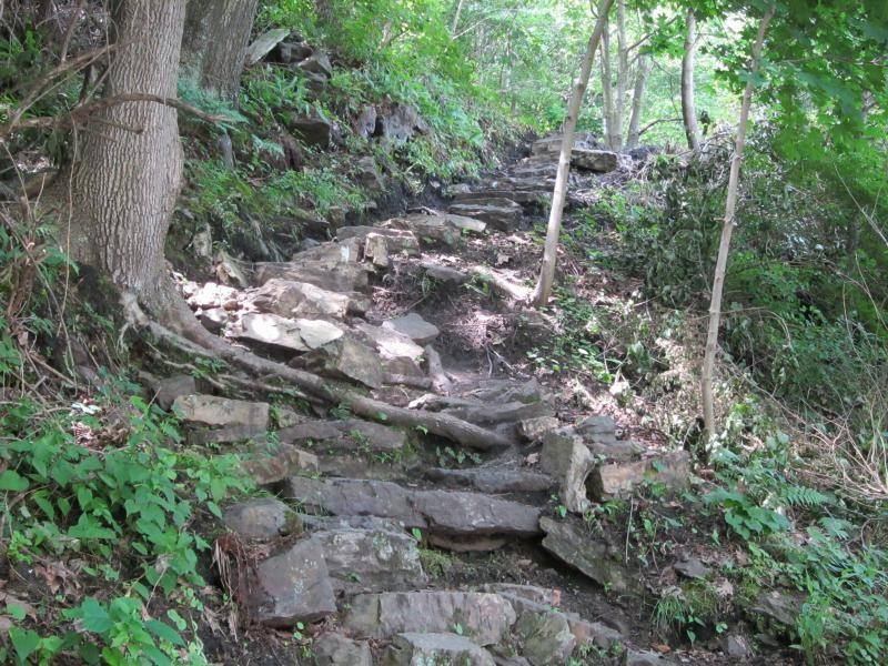 appalachian trail in pennsylvania
