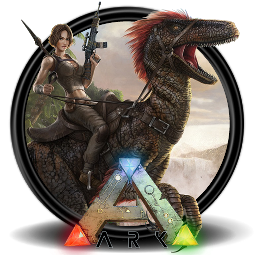 ARK: Survival Evolved Icon (1) by Malfacio | Game and Program Icons