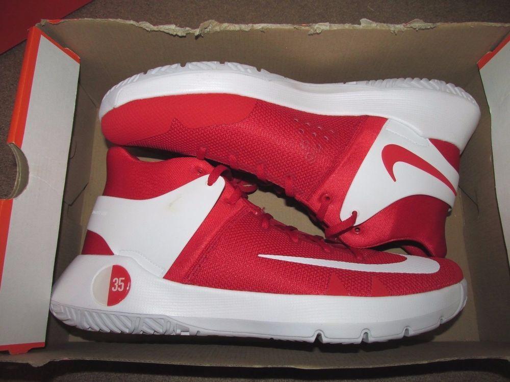 best sneakers 4766e 67601 Nike KD Trey 5 IV TB Mens Basketball Shoes 10.5 University Red White 844590  610  Nike  BasketballShoes