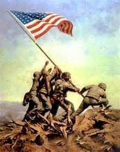 A Quick History Lesson History Repeats Itself Friends Of Liberty Iwo Battle Of Iwo Jima Iwo Jima Flag