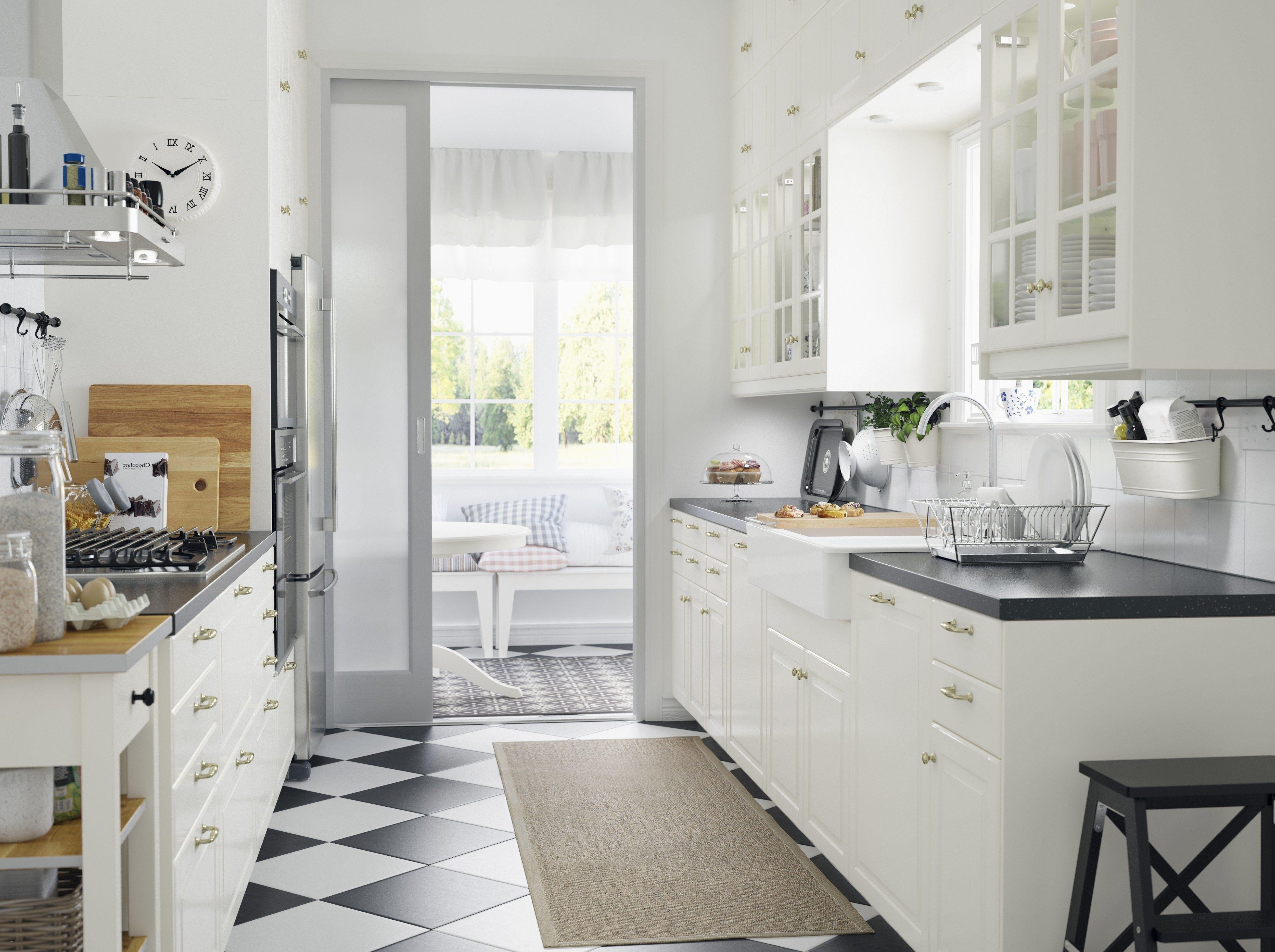 Küche Landhausstil Mit Elektrogeräten