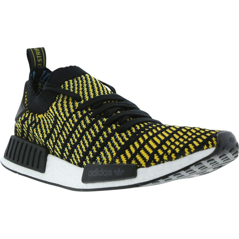 adidas NMD R1 STLT PK Yellow | Shoes in 2019 | Adidas nmd