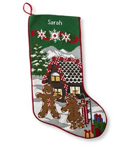 Ll Bean Christmas Stockings Needlepoint