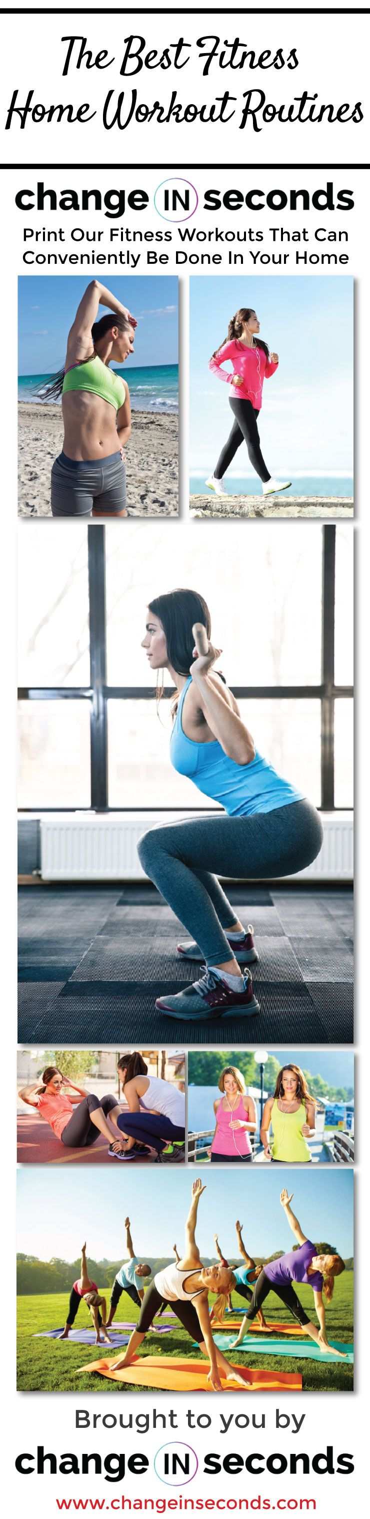 Fitness Workout Routines  Fitness workouts Workout and Hiit