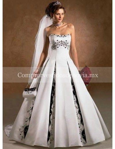 Vestidos de novia talla extra