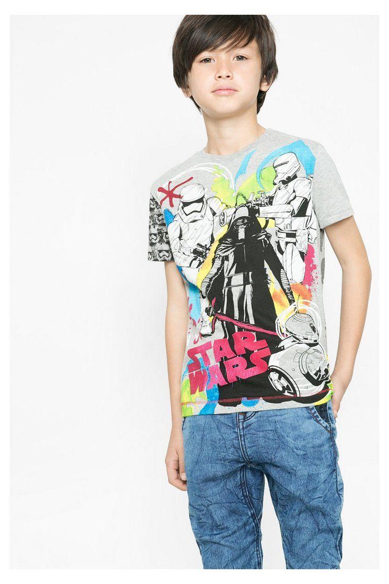 Boys' Star Wars T-shirt   Desigual.com  