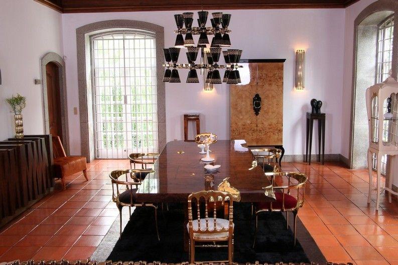 Lussuoso design di interni ispirazioni di arredamento di for Arredamento lussuoso