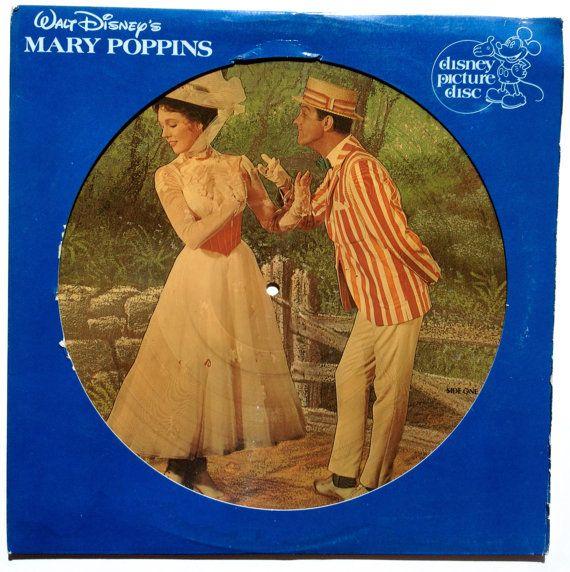 Walt Disney's Mary Poppins - Original Motion Picture ...