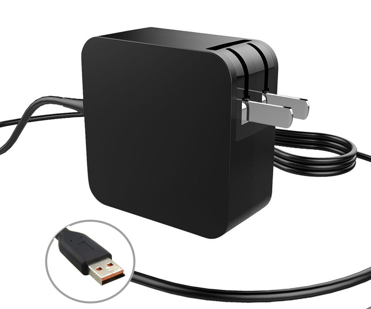 Liveimpex Portable Laptop Charger 40W Power Adapter For