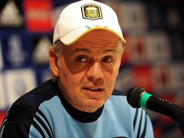 Sabella aún no definió el equipo para enfrentar a Ecuador