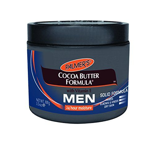 nice Palmer's Cocoa Butter Solid Formula Skin Care Product for Men, 3.5 Ounce