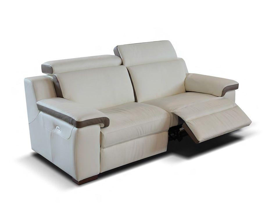 Italian Recliner Sofa Prado By Seduta D Arte 2 599 00