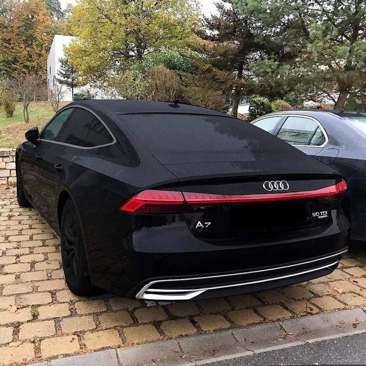 Black Audi A7 50 Tdi Minter Of A Car Audi Cars Cars Luxury Cars