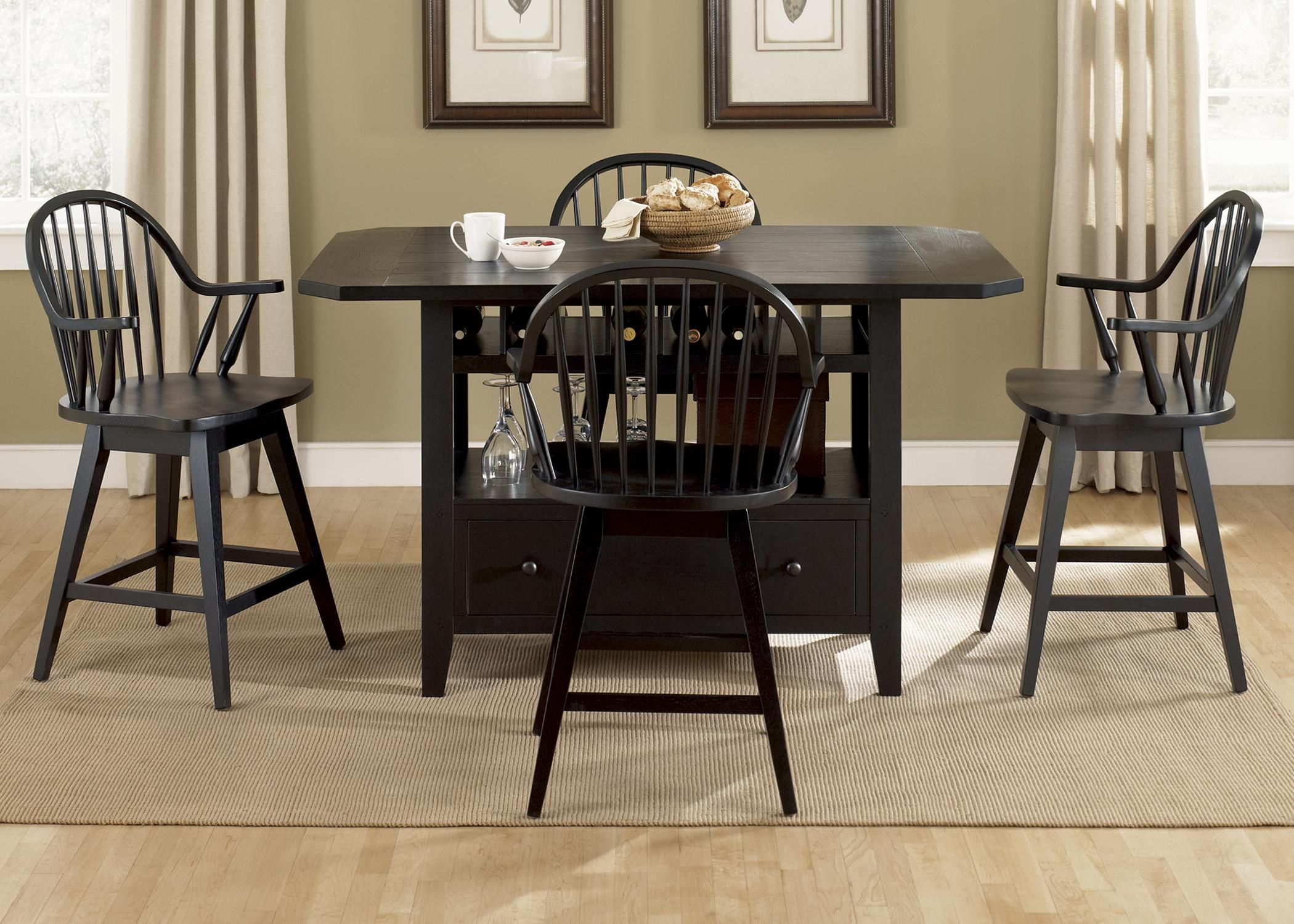 Center Island Table Counter Height Tables Dining