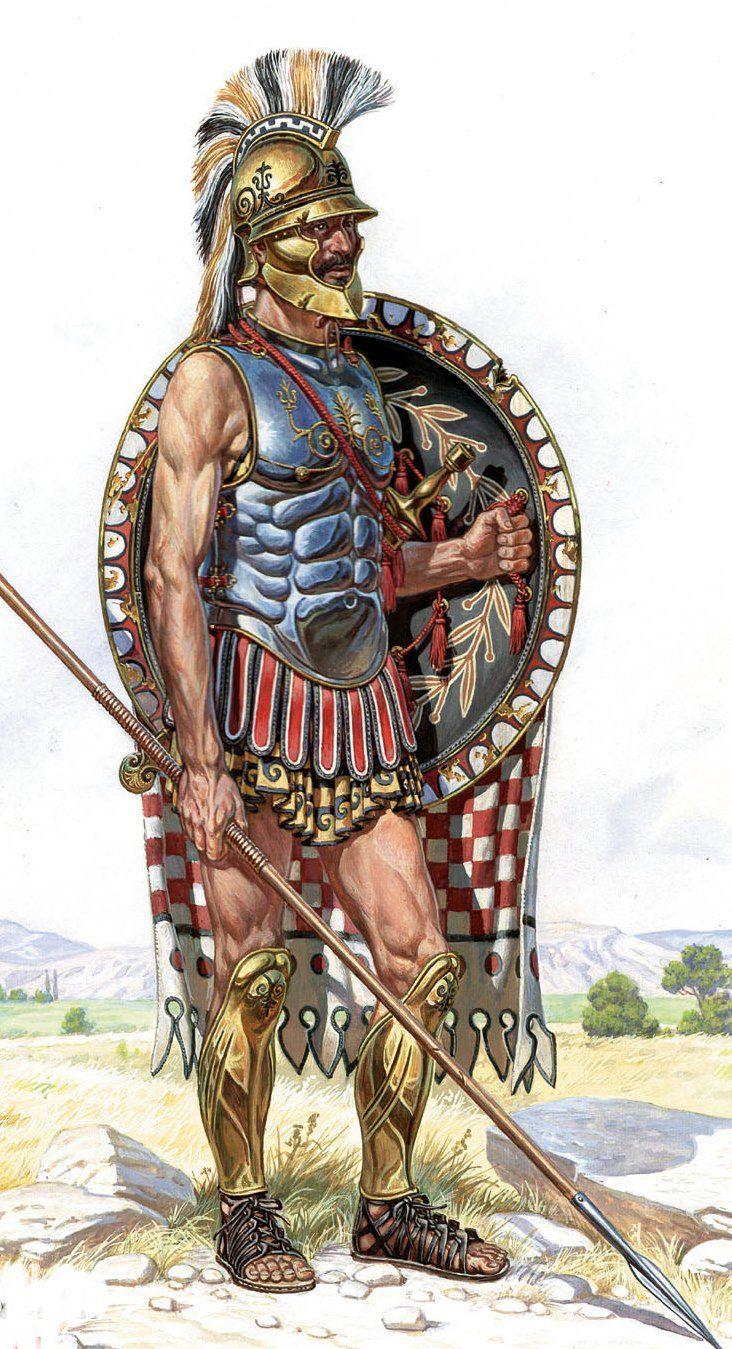 Athenian hoplite | Ancient Greek Armour | Pinterest | Proud ...