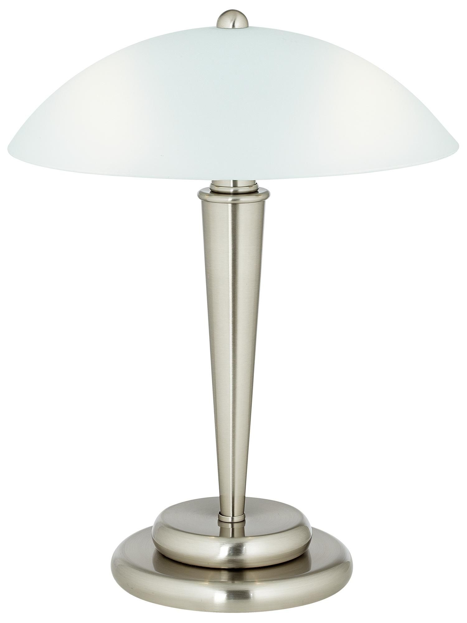 Deco Dome 17 High Touch On Off Accent Lamp P6169 Lamps Plus Touch Lamp Lamp Touch Table Lamps