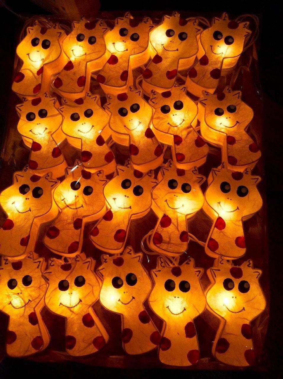 Фея огни строки 20 штук для Homedecor партии от Namtarngift