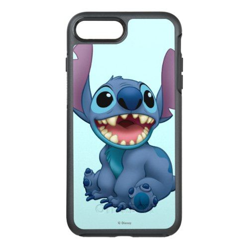 designer fashion 2ae6f 33162 Lilo & Stitch | Stitch Excited OtterBox iPhone Case | Zazzle.com ...