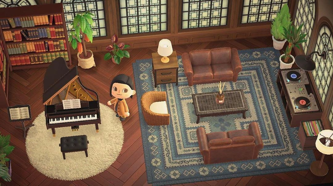 Animal Crossing New Horizons On Instagram Love This Room Credit To Vainglorias On Reddit Animal Crossing Animal Crossing Wild World New Animal Crossing