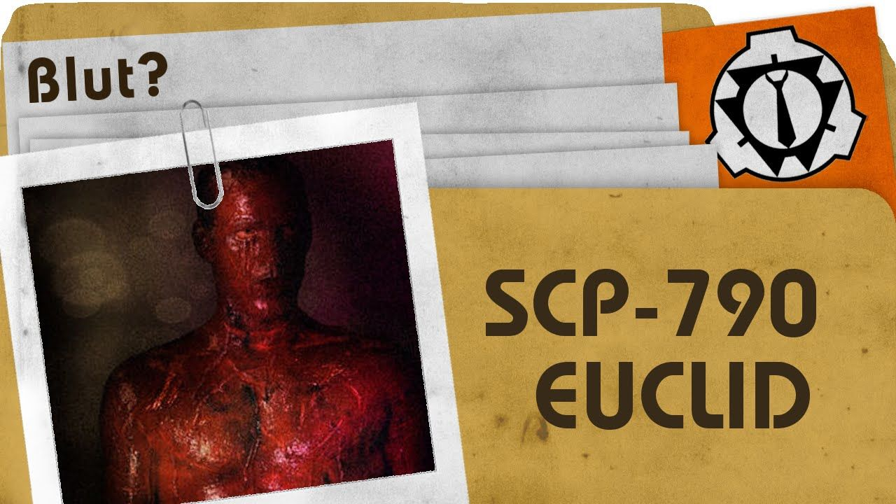 SCP-790: Blut?