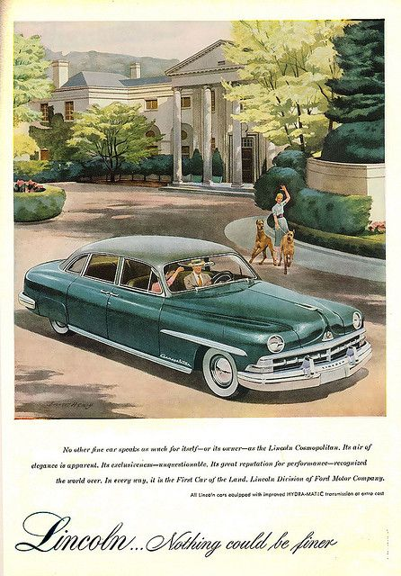 Lincoln And Dogs Hudson Pinterest Cars Vintage Cars And