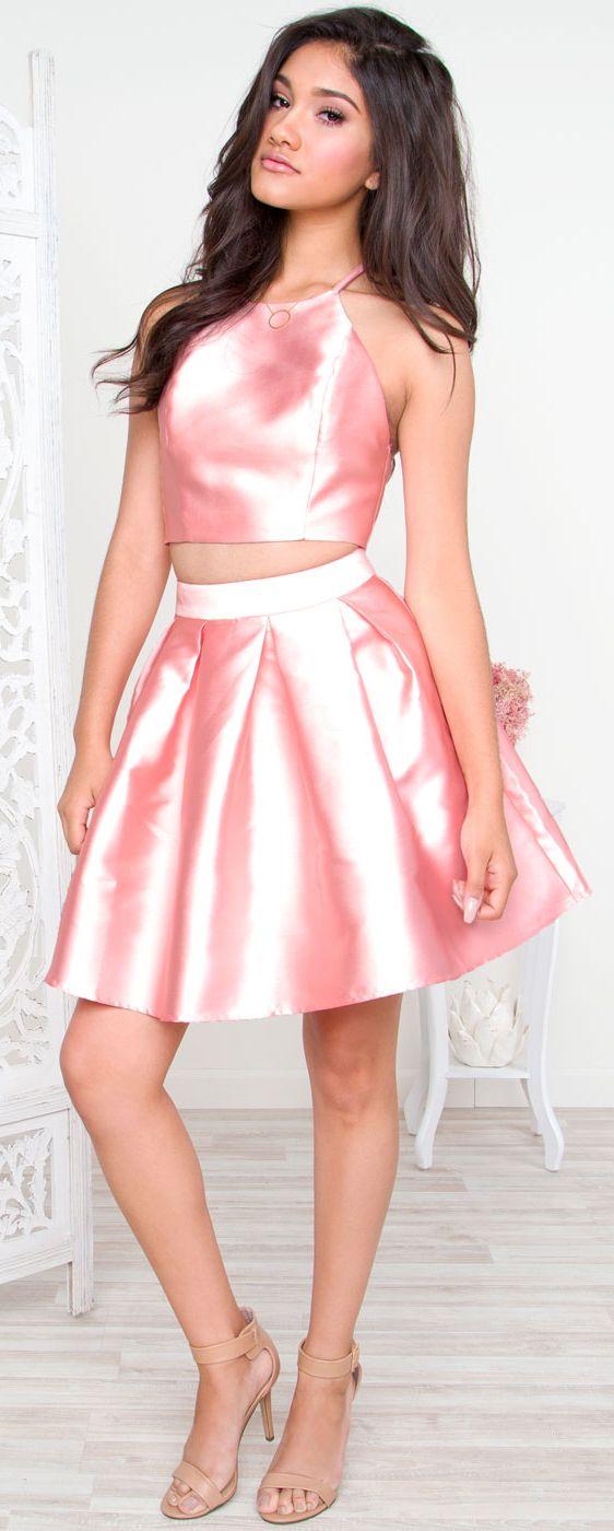 What You See Crop Top - Blush | moda | Pinterest