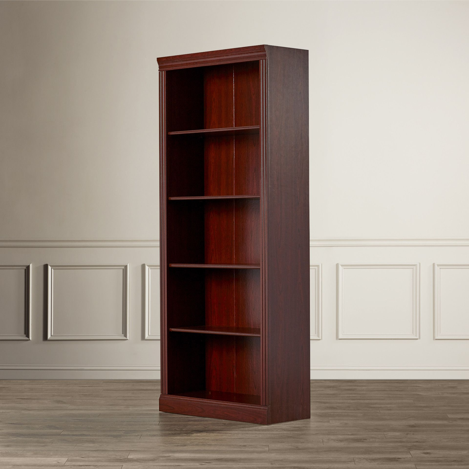 "Astoria Grand Saratoga 72"" Standard Bookcase"