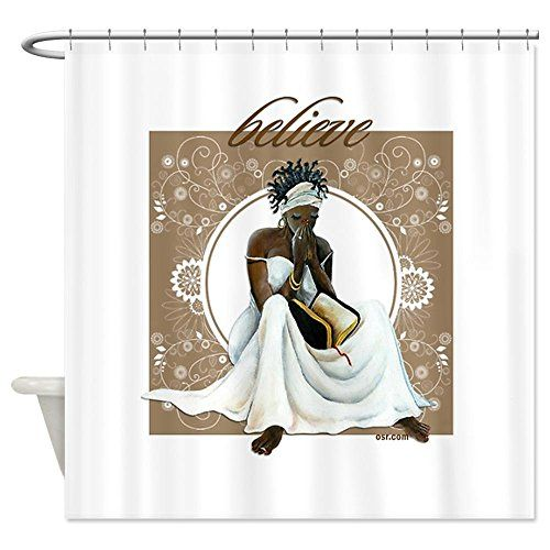 CafePress Believe Shower Curtain Decorative Fabric Read More Reviews Of The Product By Visiting Link On Image