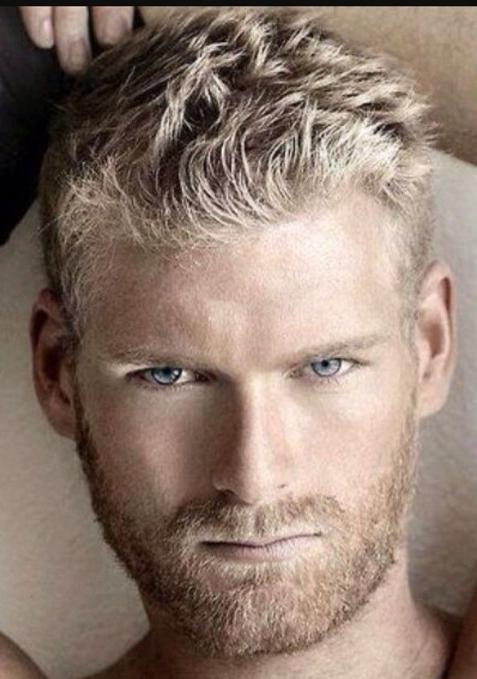 Federick What S His Name Blonde Guys Haircuts For Men Handsome Men