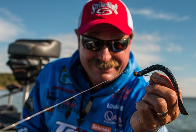 A One-Two Punch for Finicky Fall Bass - Wired2fish - Scout