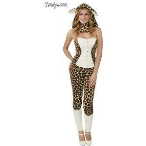 Giraffe Costume Cutie Giraffe Adult Costume Giraffe Cutie .  sc 1 st  Pinterest & Giraffe Costume Cutie Giraffe Adult Costume Giraffe Cutie ...