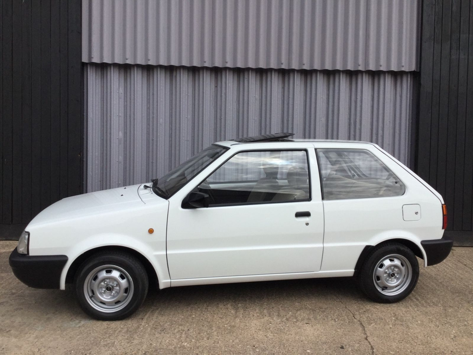 Ebay  Nissan Micra K10 1 0 Ls 28 000miles  Timewarp