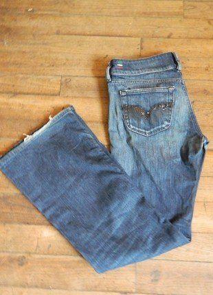 47ea8c6c538f Jean  Diesel bleu foncé, pattes def, bien coupé   Jeans diesel ...