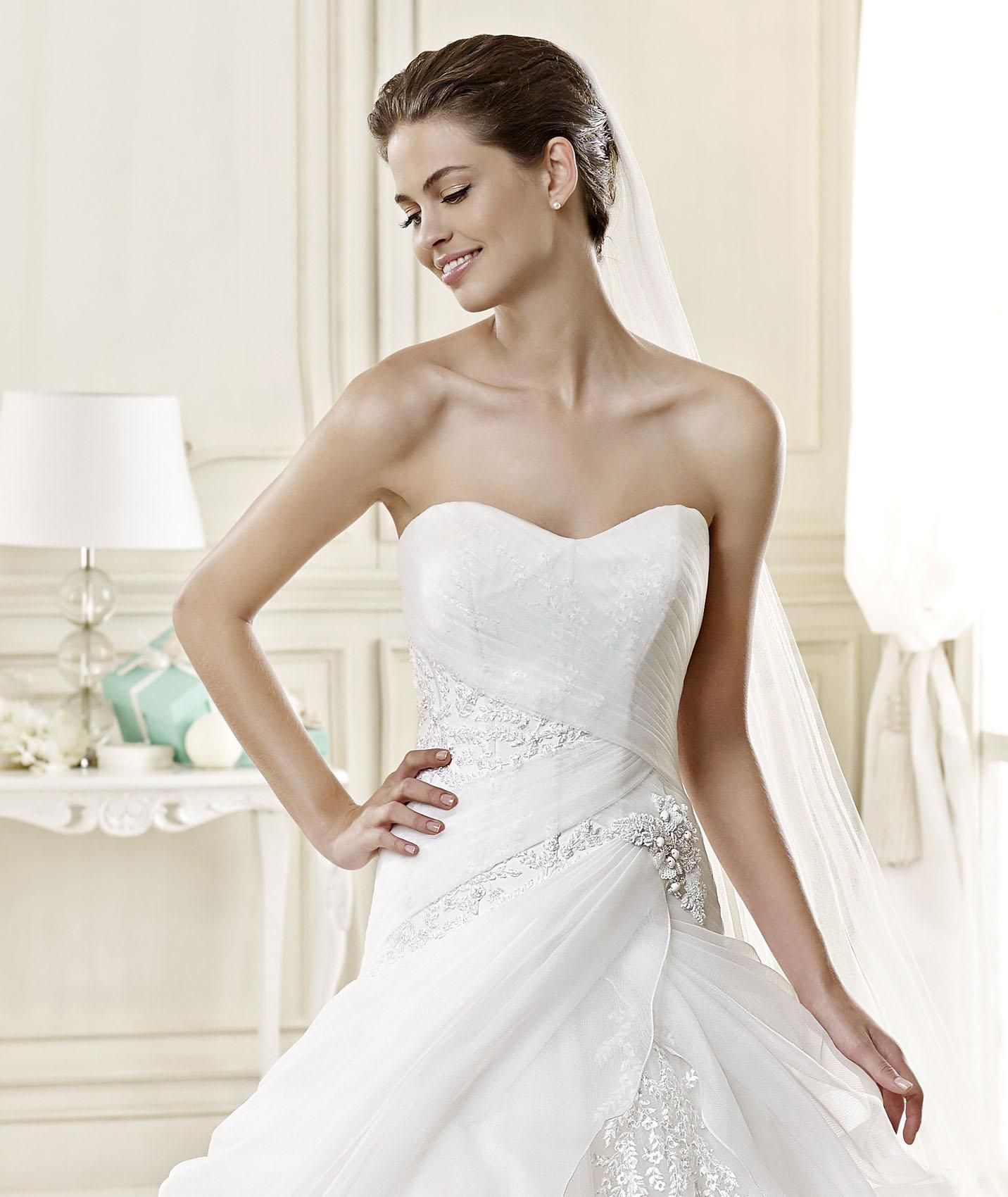 Wedding Dress Nicole DAPPHIRE NIAB15097IV 2015