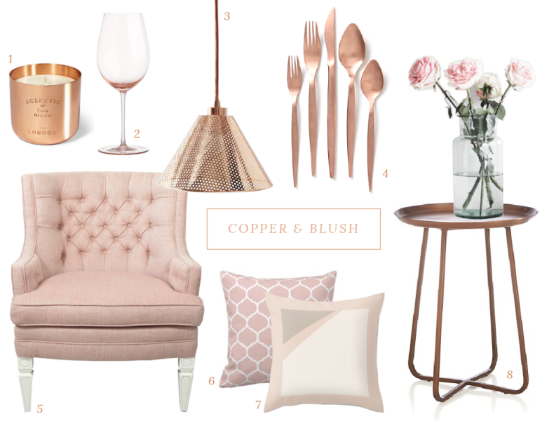 #colourcrush #houseofhawks  Lusting after some copper + blush for #missmooi #decorhire