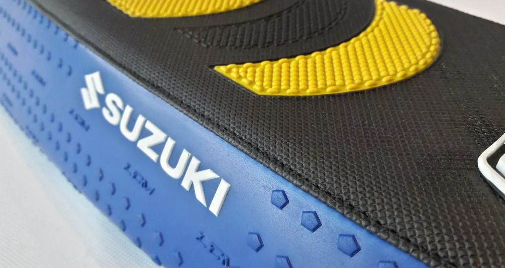 SEAT COVER ULTRA GRIPP Lcm Cover Suzuki Rm250Z Rm450Z  RMZ Gripper free shipping