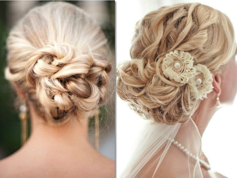 Phenomenal 1000 Images About Wedding Hairstyles On Pinterest Updo Short Hairstyles For Black Women Fulllsitofus