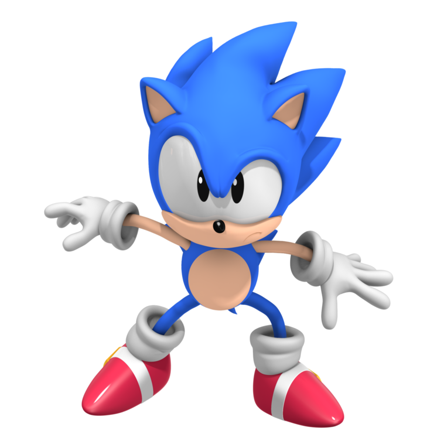Pin On Sonic Generations D