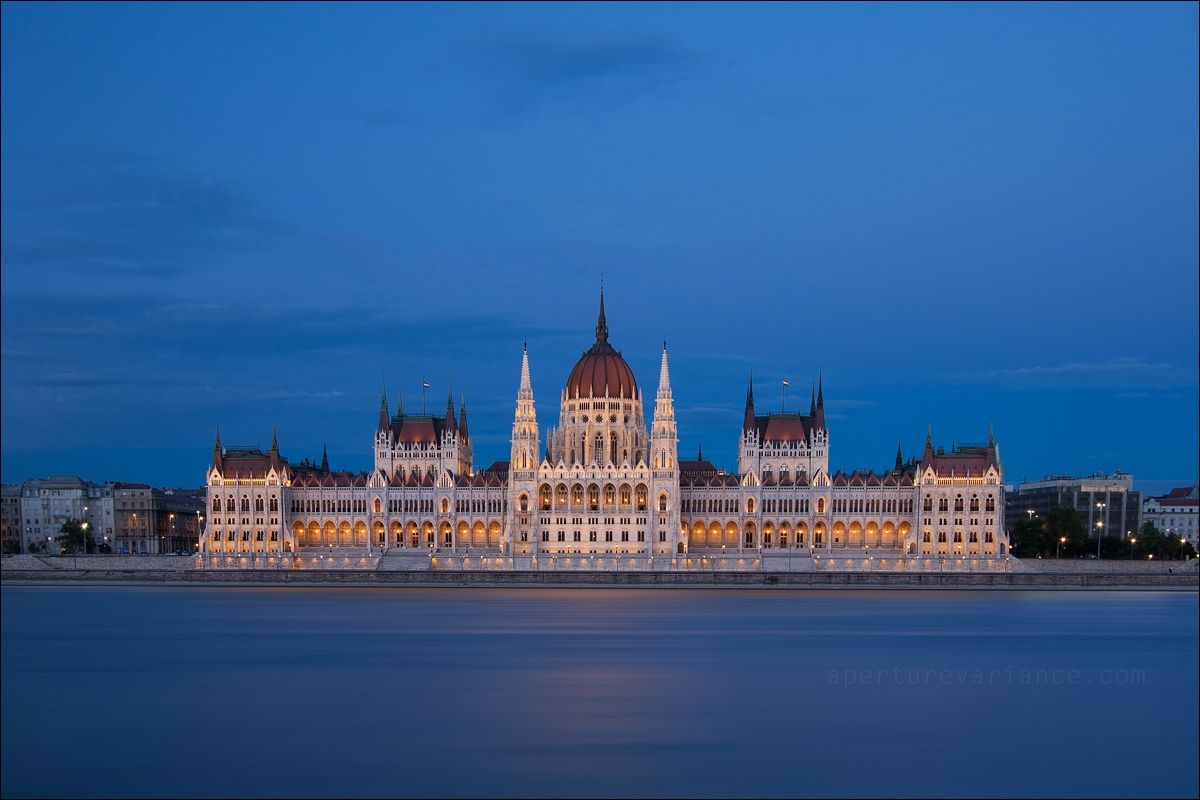 The Parliament Building, Budapest by Maciej Nadstazik on 500px