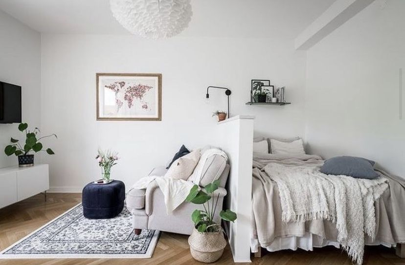 Studio Apartment Divider Ideas for Separating Your Space