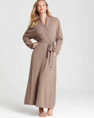 Arlotta Long Shawl Collar Robes  Bloomingdale's