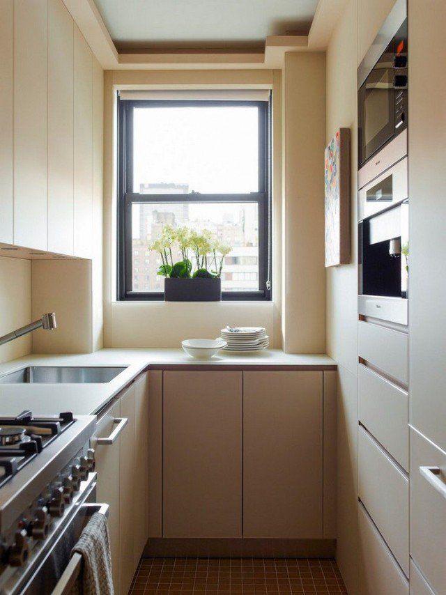 Cuisine en U ouverte pour tout espace- 60 photos et conseils | Küche ...
