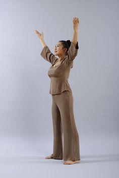 mouvement qi gong | Qi gong, Exercices qi gong, Gongs