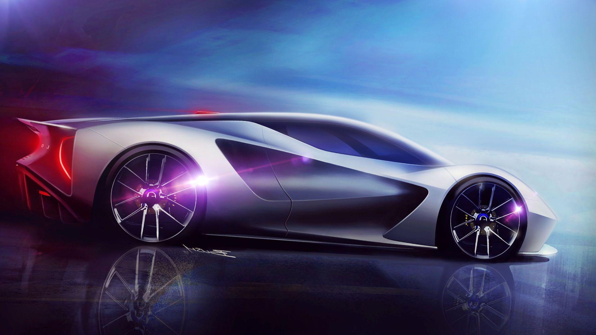 Lotus Evija Hypercar 2020 Wallpaper