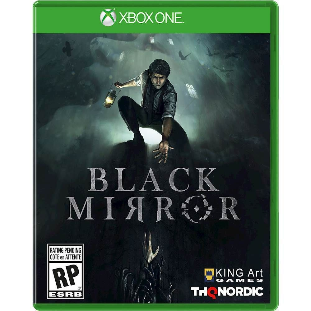 Black Mirror Xbox One Black Mirror Xbox One Video Games Funny